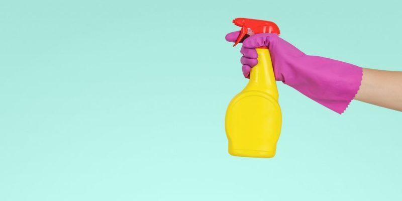 Få hjælp til rengøringen ved flytning